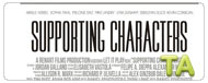 Supporting Characters: Did You Look at My Scene?