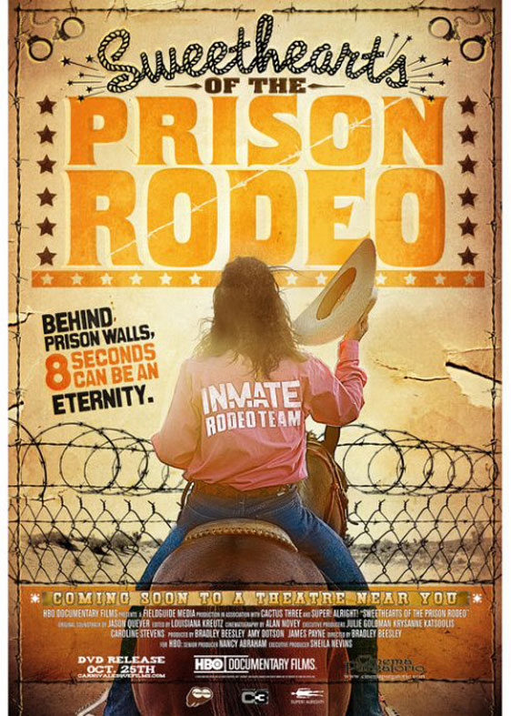 Sweethearts of the Prison Rodeo Poster
