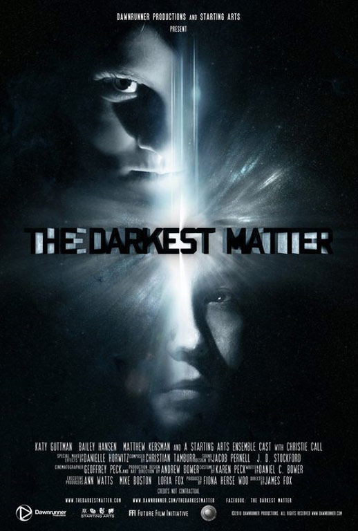 The Darkest Matter Poster