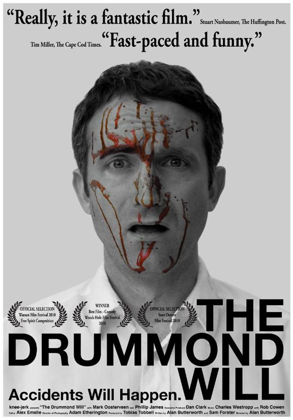 The Drummond Will Poster