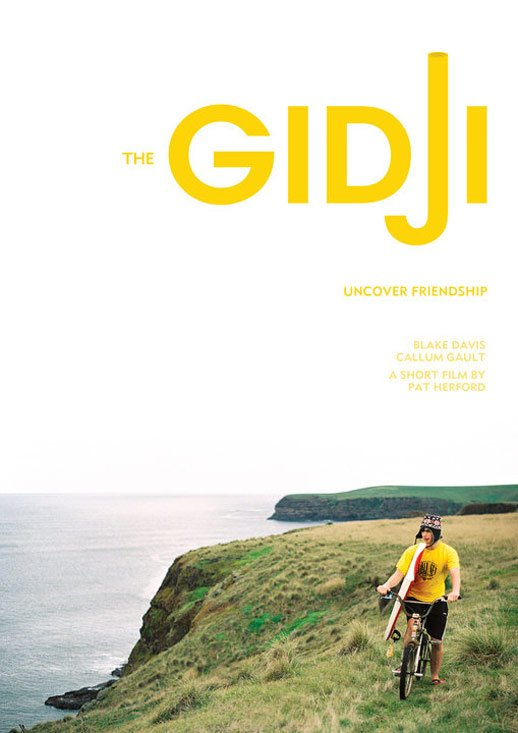 The Gidji Poster