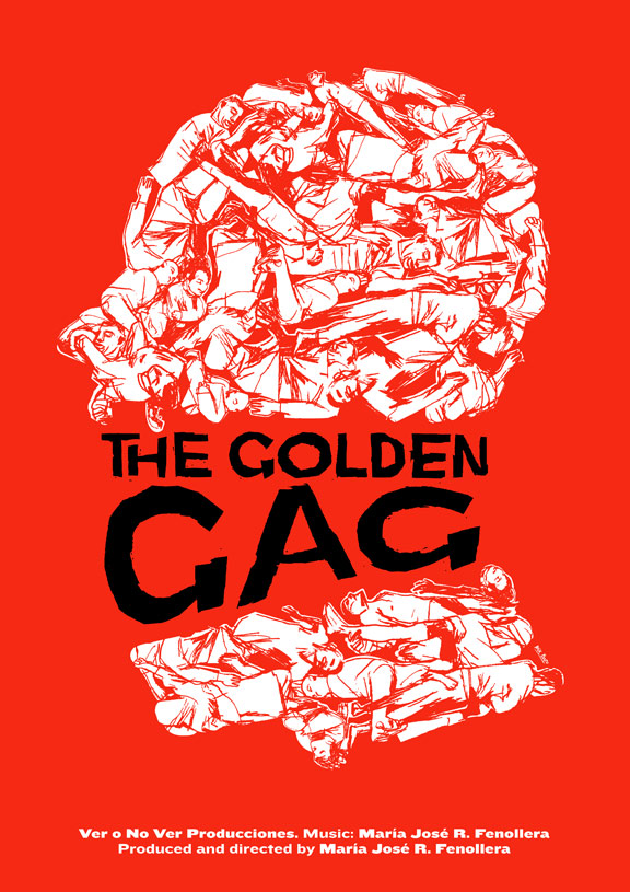 The Golden Gag Poster