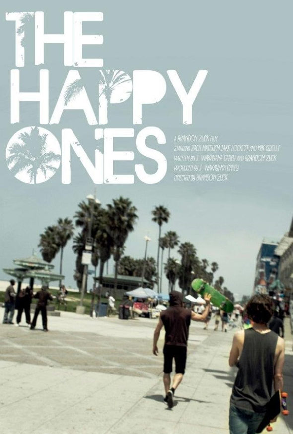 The Happy Ones Poster