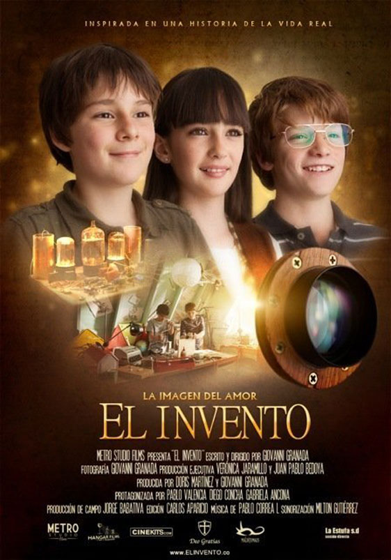 The Invention (El Invento) Poster