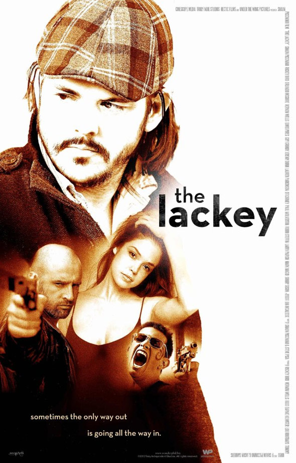 The Lackey Poster