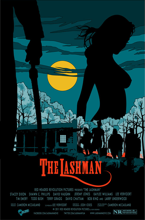 The Lashman Poster