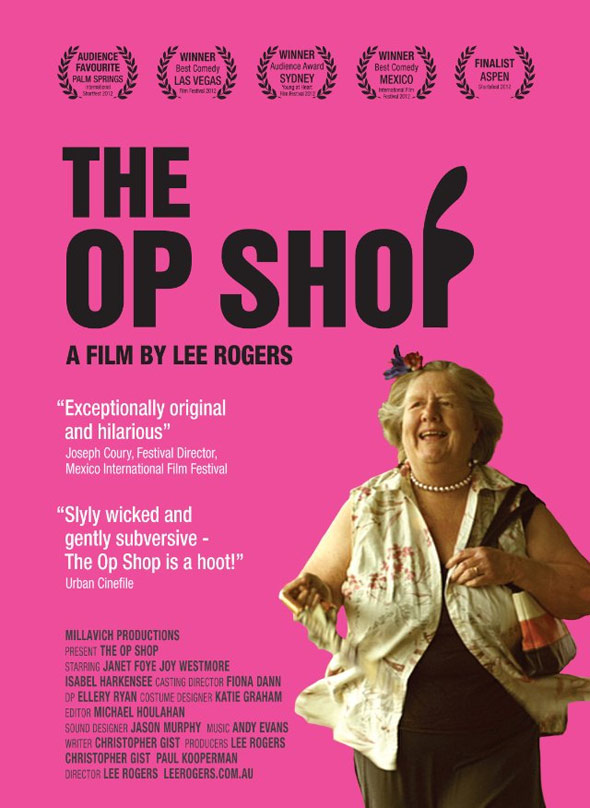 The Op Shop Poster