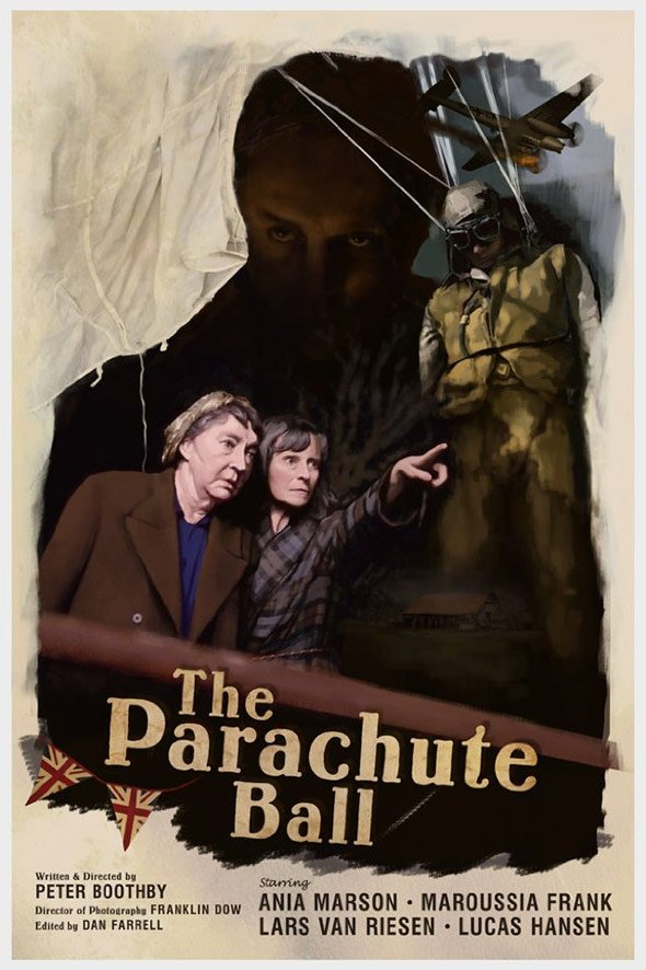 The Parachute Ball Poster