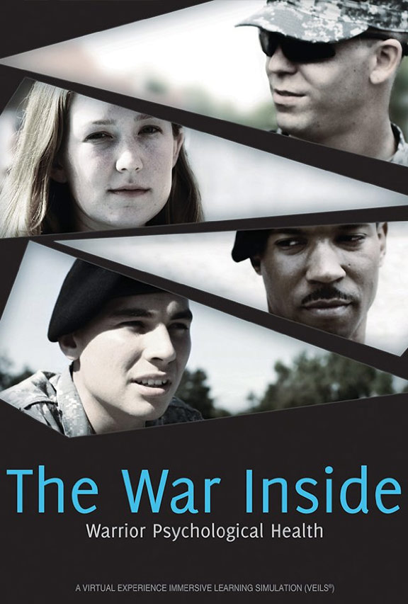 The War Inside Poster