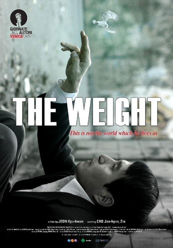 The Weight Poster
