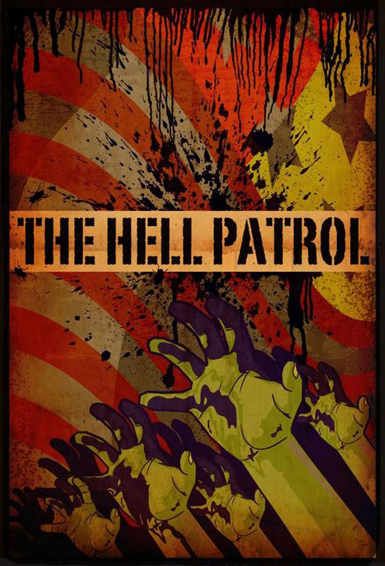 The Hell Patrol Poster