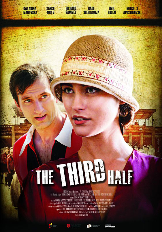 The Third Half (treto poluvreme) Poster