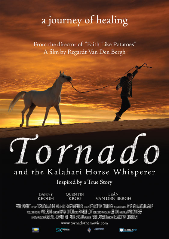 Tornado and the Kalahari Horse Whisperer Poster