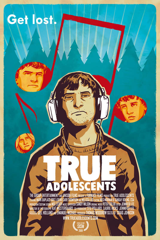 True Adolescents Poster