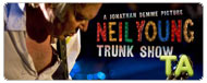 Neil Young Trunk Show: Trailer