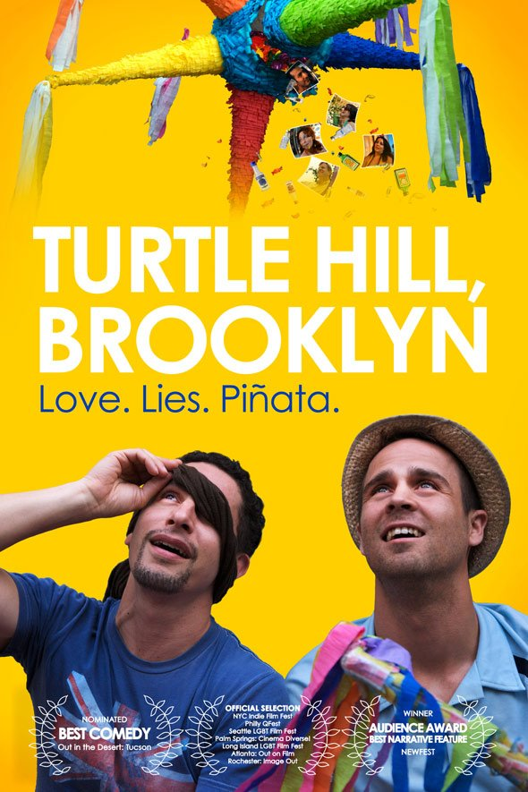 Turtle Hill, Brooklyn Poster