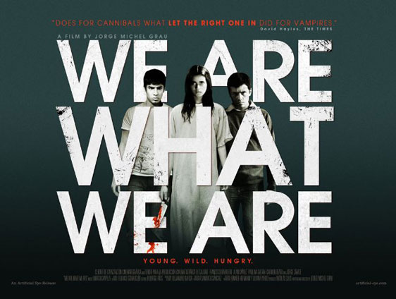 We Are What We Are (Somos Lo Que Hay) Poster