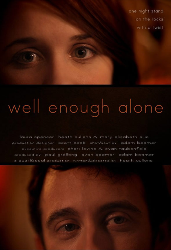 Well Enough Alone Poster