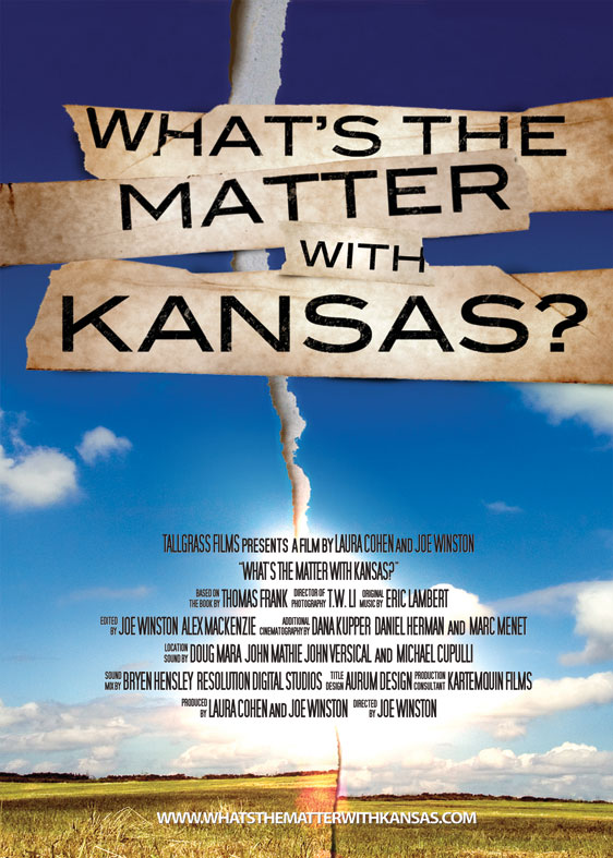 What's the Matter with Kansas? Poster