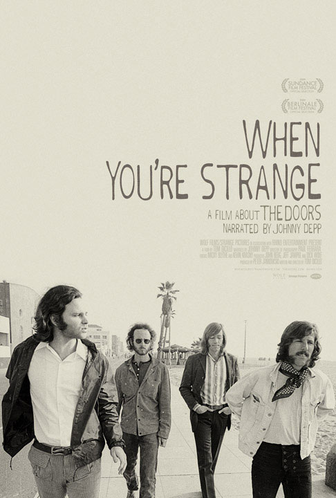 When You�re Strange Poster
