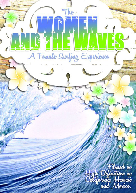 The Women and the Waves Poster