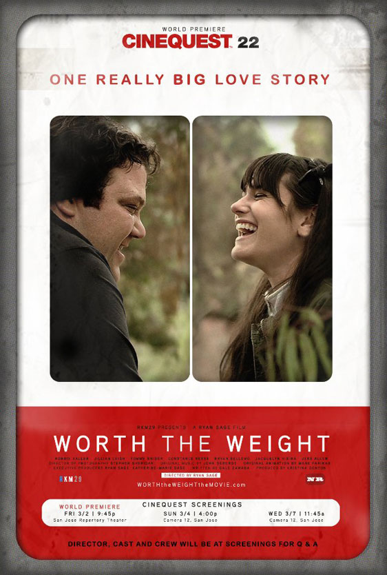 Worth the Weight Poster