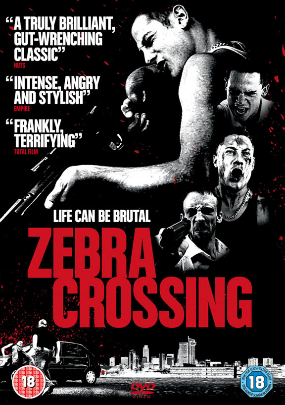 Zebra Crossing Poster