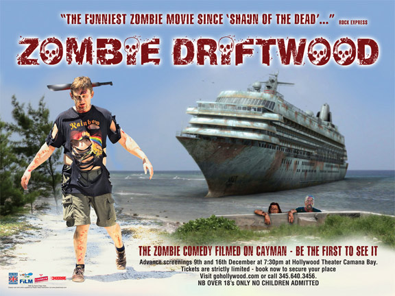 Zombie Driftwood movies