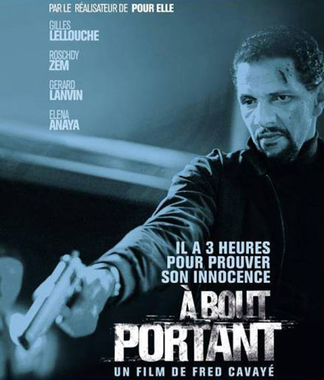Point Blank (À bout portant) Poster