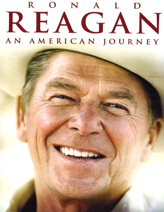 Ronald Reagan: An American Journey Poster