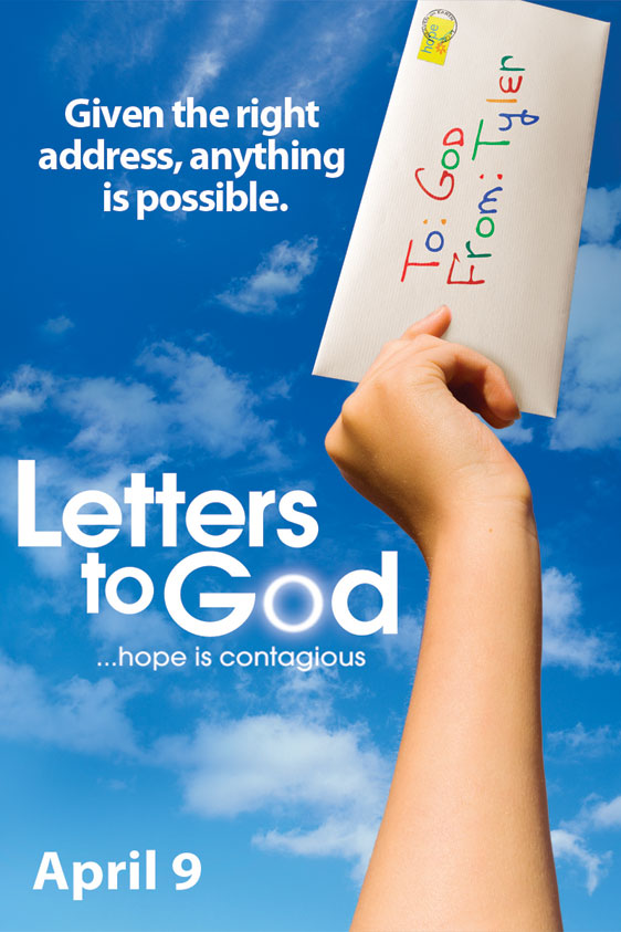 LETTERS TO GOD CAST AND CREW