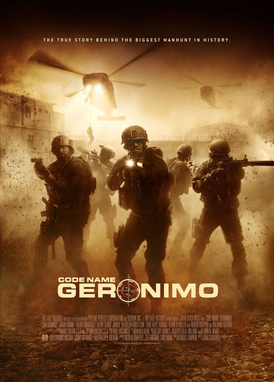 Code Name: Geronimo Poster