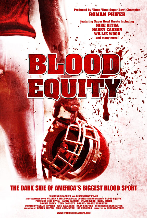 Blood Equity Poster