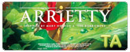 The Secret World of Arrietty: TV Spot - Number One Animation