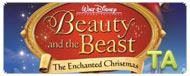 Beauty and the Beast: The Enchanted Christmas: Ice Skating