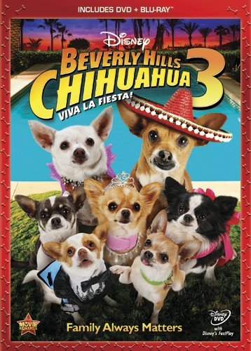 [DF] Le Chihuahua de Beverly Hills 3  Viva La Fiesta !  [DVDRiP]