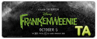 Frankenweenie: On Demand Trailer