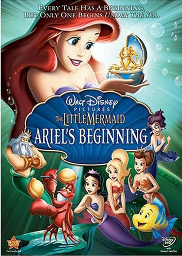 The Little Mermaid - Ariel´s Beginning Poster