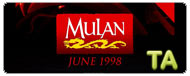 Mulan: DVD Trailer