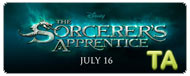 The Sorcerer's Apprentice: Featurette - Stunts