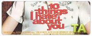 10 Things I Hate About You: Trailer