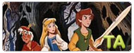The Black Cauldron: Fairies