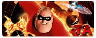 The Incredibles: DVD Bonus - Jack-Jack Attack Explodes