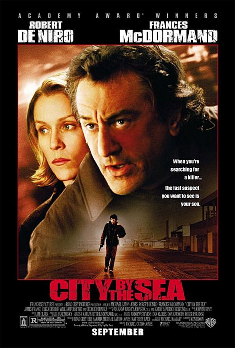 City by the Sea Poster
