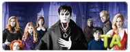 Dark Shadows: Generic Interview - Jackie Earle Hayley & Jonny Lee Miller