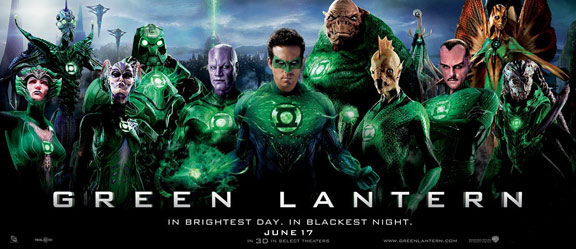 green lantern 12