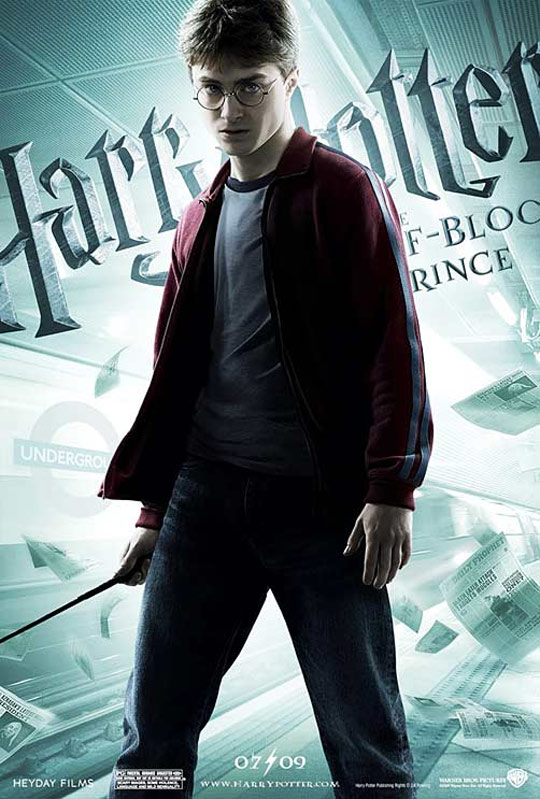 harry potter 5 trailer warner: