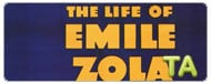 The Life of Emile Zola: Trailer