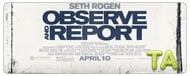 Observe and Report: Red Band Trailer