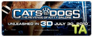 Cats & Dogs: The Revenge of Kitty Galore Junket Interview - Bette Midler I